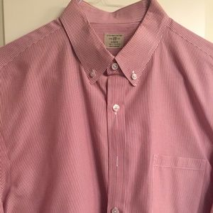 J Crew Men's Casual Button Down Shirt
